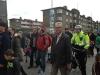 Paddy Mccartan attends Ringsend bank holidayMay Day parade