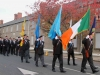Commemoration in Cathal Brugha Barracks, Rathmines for soldiers massacred in Niemba, Congo in 1960.