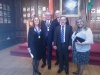 Paddy hosted a reception for the Irish Hellenic Society in the Mansion House on Thursday evening 7th February 2013